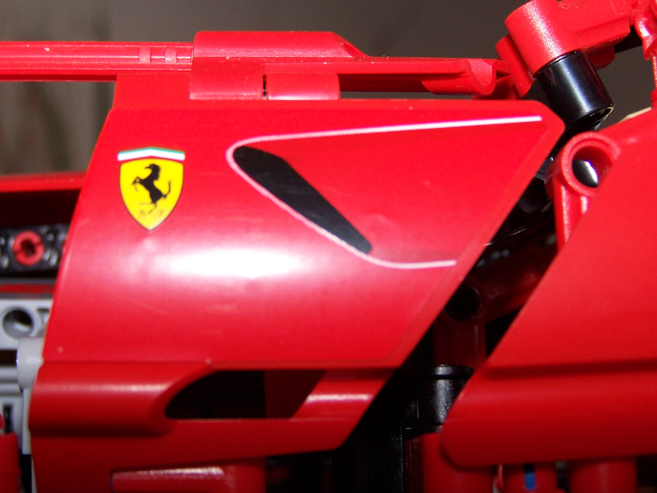 Description Et Montage Du Set 8145 Ferrari 599 Gtb Fiorano