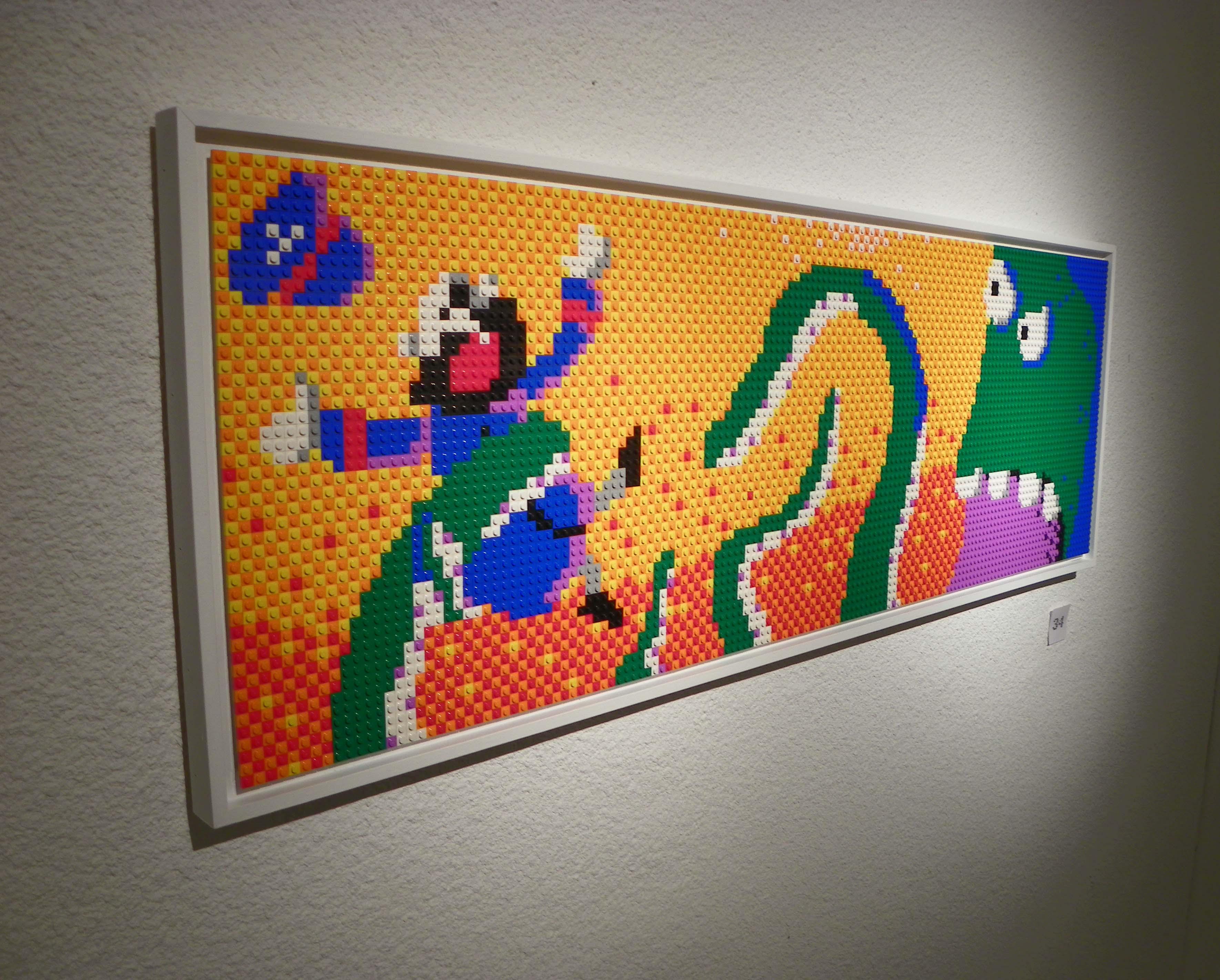 pixel art vichy