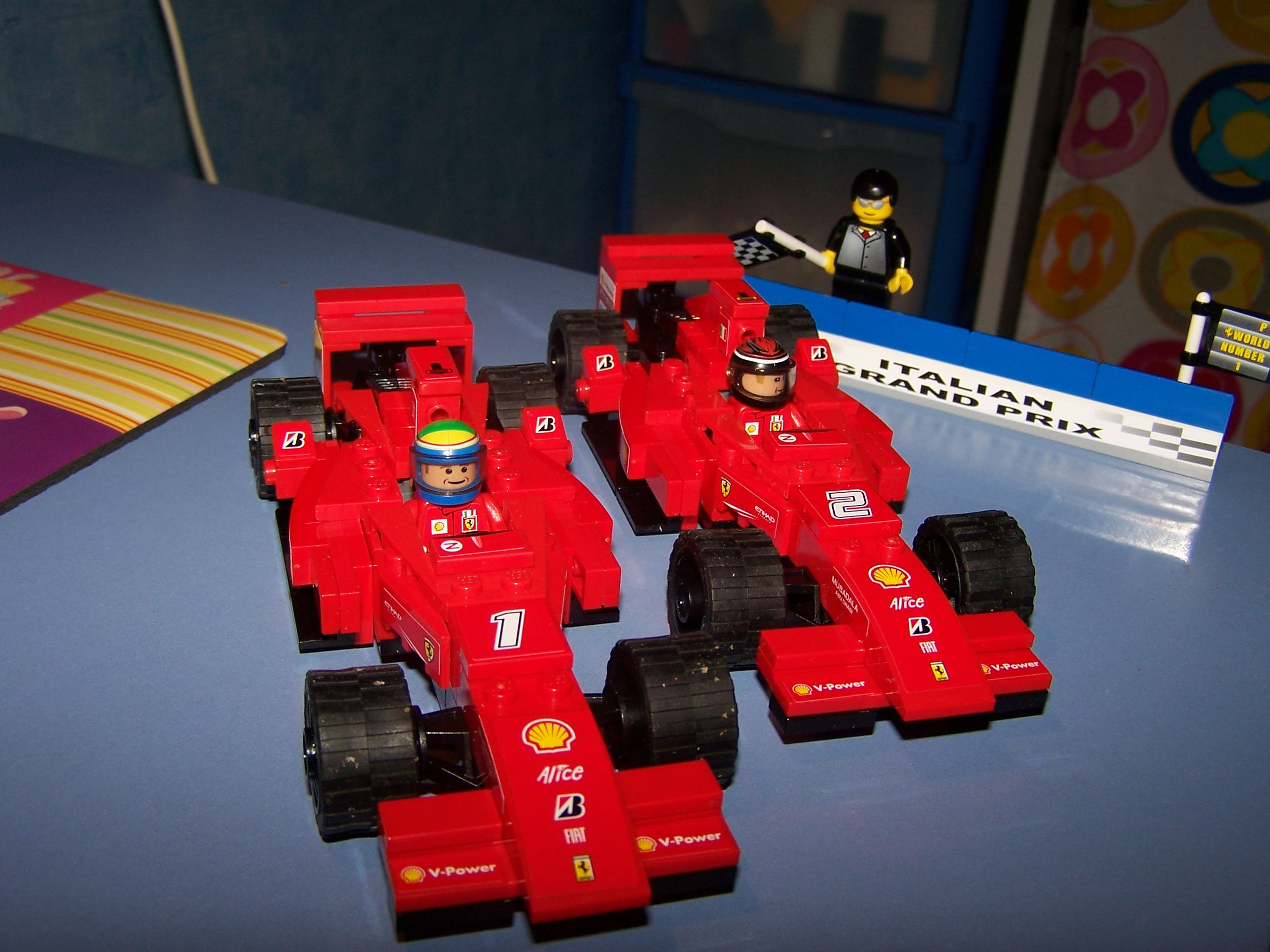 lego racers 8168 ferrari victory freelug. Black Bedroom Furniture Sets. Home Design Ideas