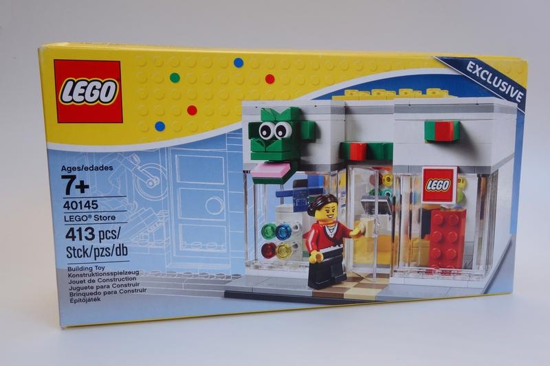 Freelug Exclusif Set 40145 Lego® Store Revue qpjLUzGSMV