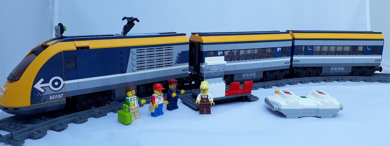 60197 RevueRevue Passager Train Du Freelug EWD92HI